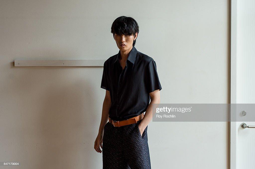 NY: Stone - Presentation - New York Fashion Week: Men's S/S 2017