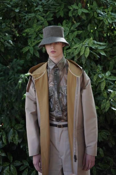 ITA: Fendi - Backstage - Milan Men's Fashion Week Spring/Summer 2020