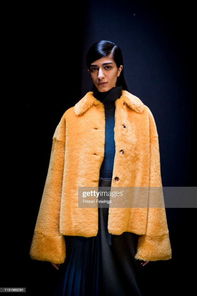 ITA: Gabriele Colangelo - Backstage: Milan Fashion Week Autumn/Winter 2019/20
