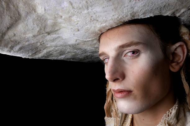 AUS: Iordanes Spyridon Gogos - Backstage - Afterpay Australian Fashion Week 2021