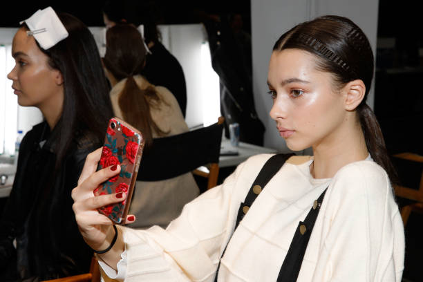 NZL: NZFW The Graduate Show - Backstage - New Zealand Fashion Week 2018