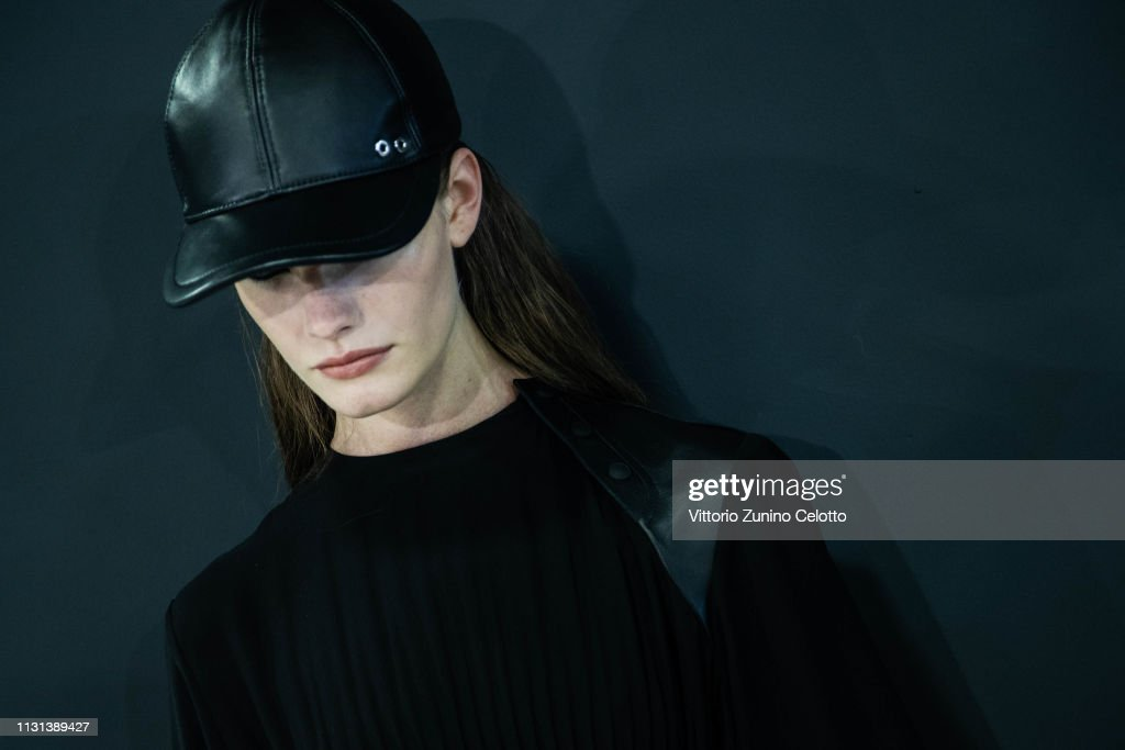 ITA: Sportmax - Backstage: Milan Fashion Week Autumn/Winter 2019/20