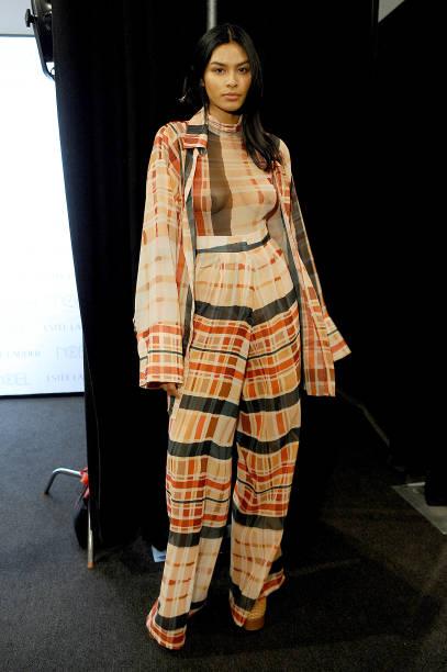 NY: Fe Noel - Backstage - February 2020 - New York Fashion Week: The Shows