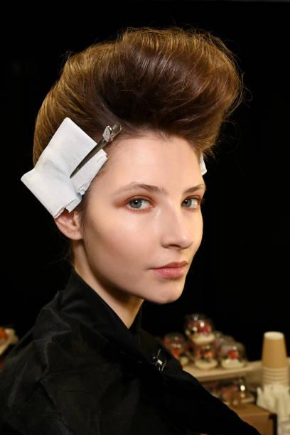 NY: Taoray Wang - Backstage - February 2020 - New York Fashion Week: The Shows