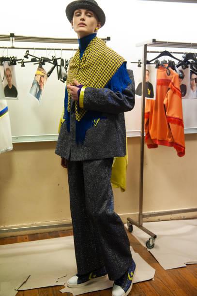 FRA: Pigalle : Backstage - Paris Fashion Week - Menswear F/W 2020-2021