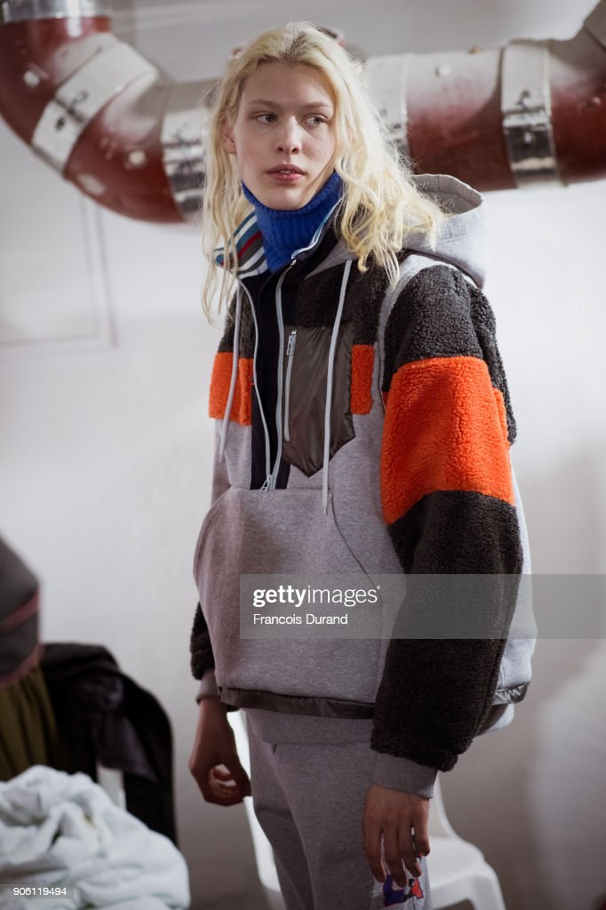 Facetasm : Backstage - Paris Fashion Week - Menswear F/W 2018-2019