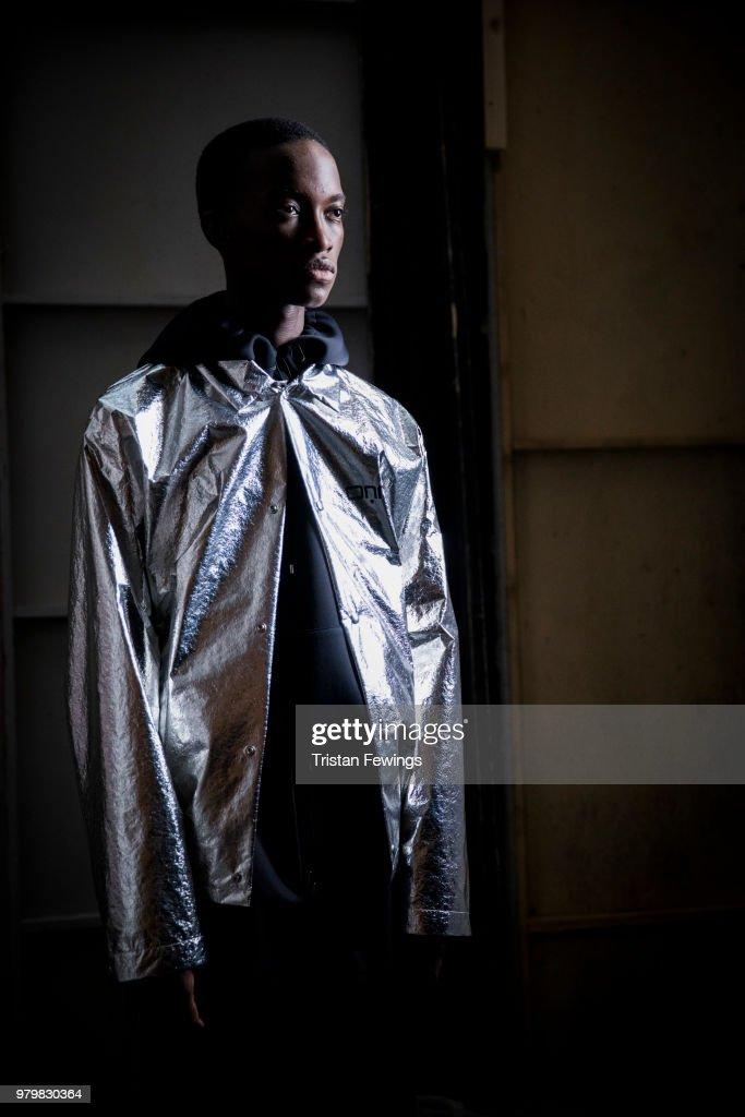 OAMC : Backstage - Paris Fashion Week - Menswear Spring/Summer 2019