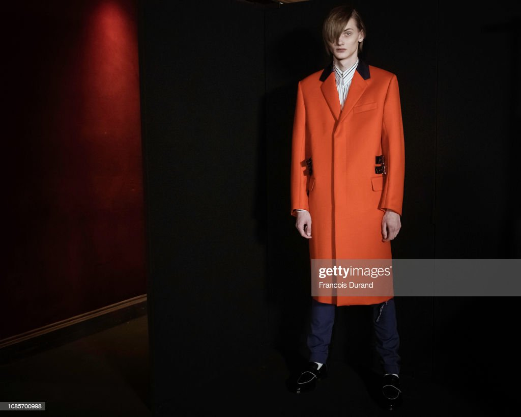 Paul Smith : Backstage - Paris Fashion Week - Menswear F/W 2019-2020 : ニュース写真