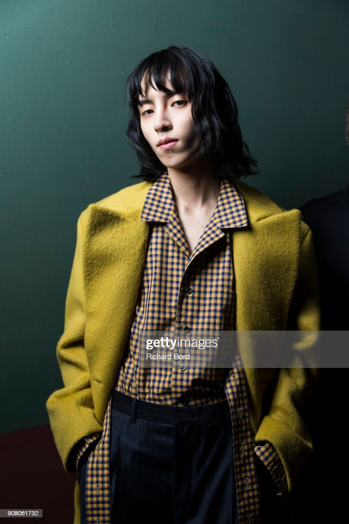 Wooyoungmi : Backstage - Paris Fashion Week - Menswear F/W 2018-2019
