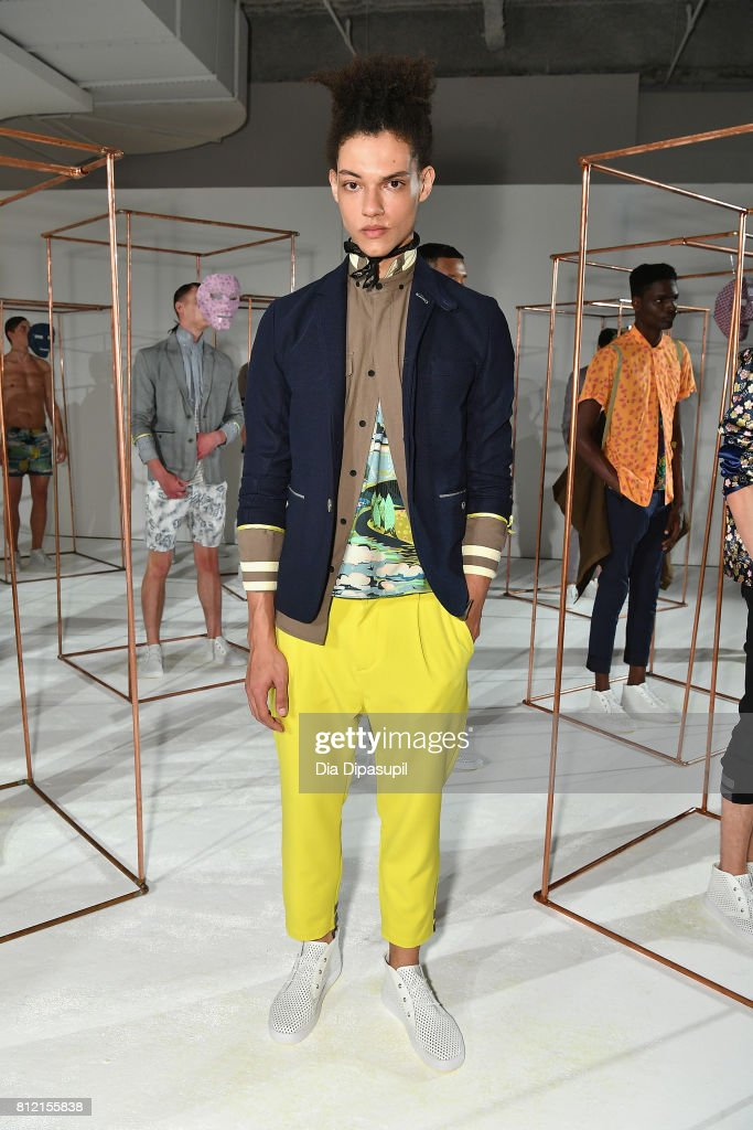 Descendant Of Thieves - Presentation - NYFW: Men's July 2017 : News Photo