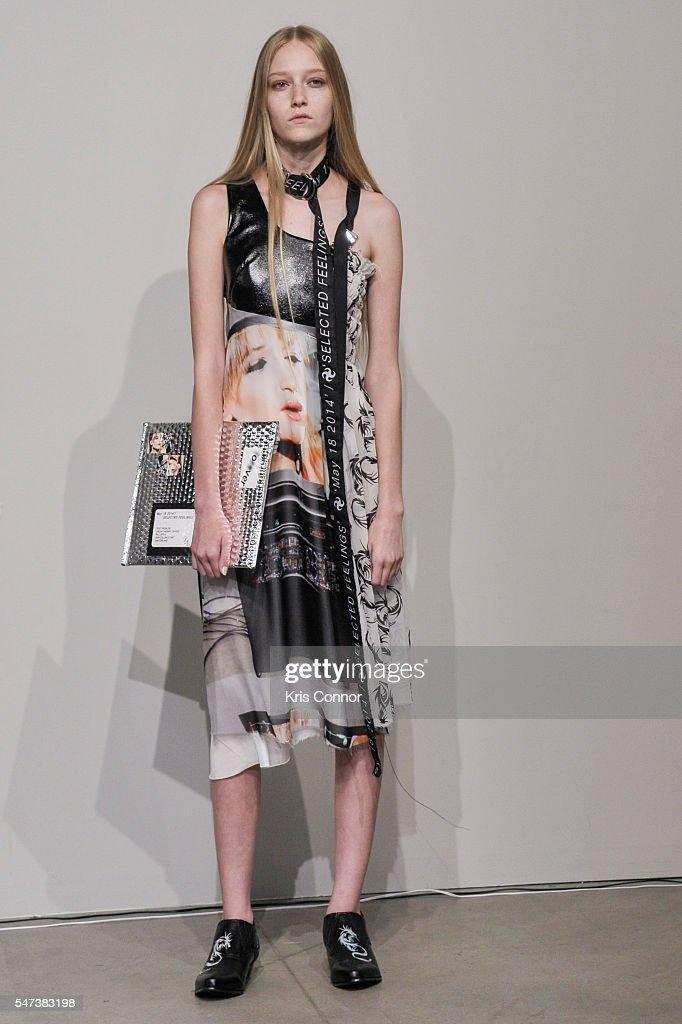 NY: Devon Halfnight Leflufy - Presentation - New York Fashion Week: Men's S/S 2017