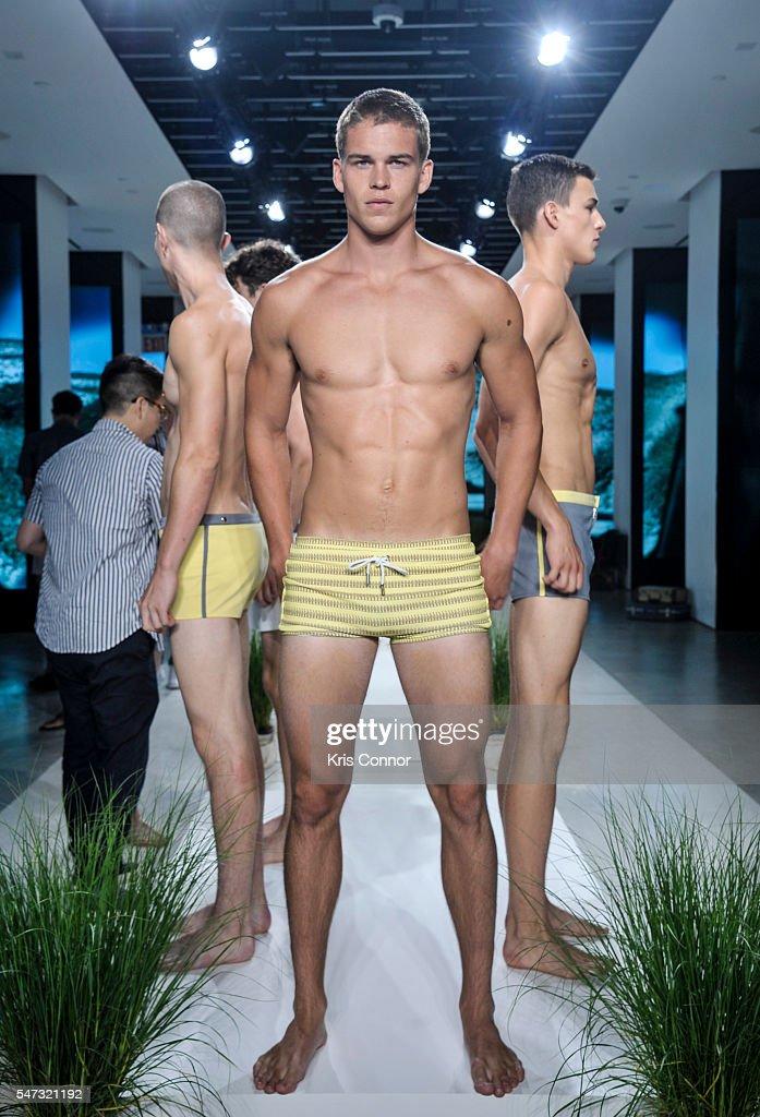 NY: KATAMA - Presentation - New York Fashion Week: Men's S/S 2017