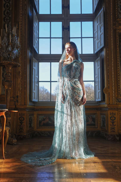 FRA: Ziad Nakad : Presentation  - Haute Couture Spring/Summer 2021 Collection As Part Of Paris Fashion Week