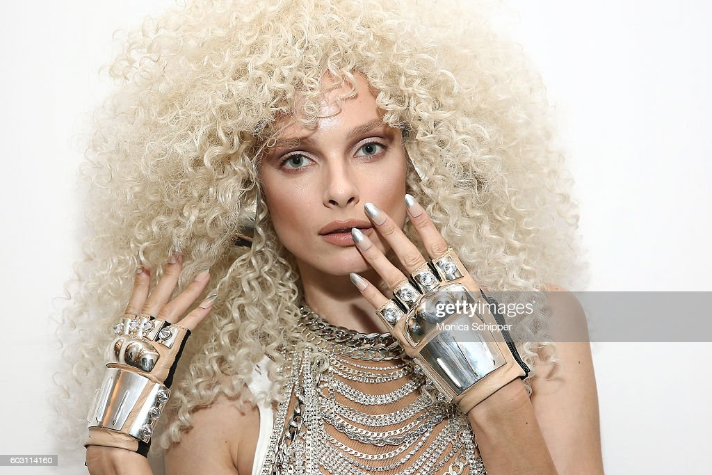 The Blonds - Backstage - September 2016 - MADE Fashion Week : News Photo