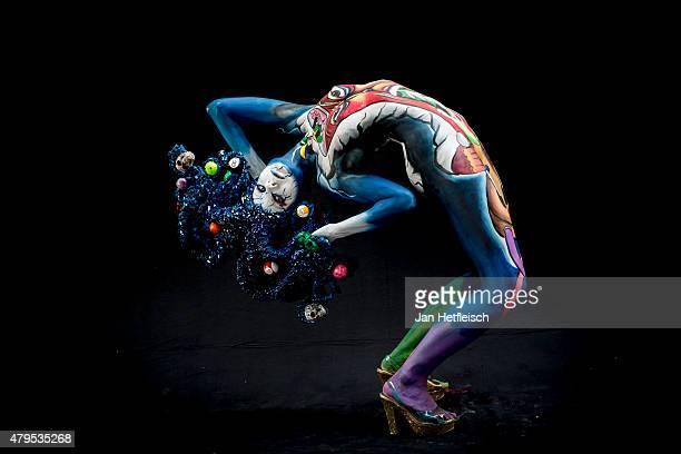 60 Top Body Paint Pictures, Photos, & Images - Getty Images