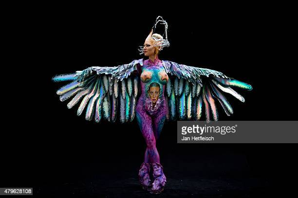 4 902 World Bodypainting Festival Photos And Premium High Res Pictures Getty Images