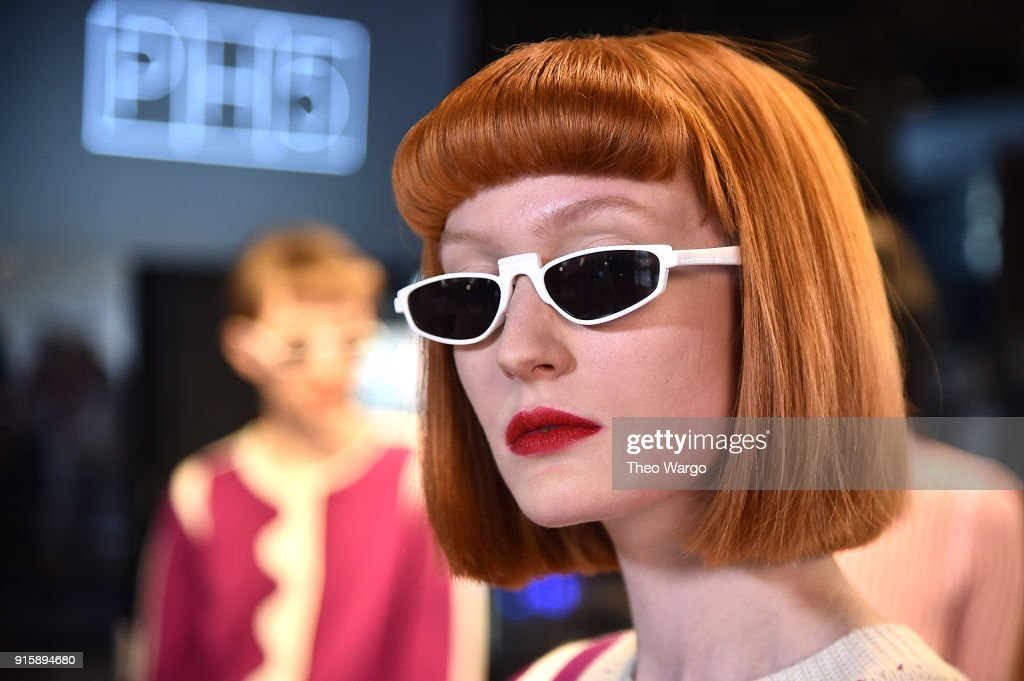 PH5 - Presentation - February 2018 - New York Fashion Week: The Shows : News Photo