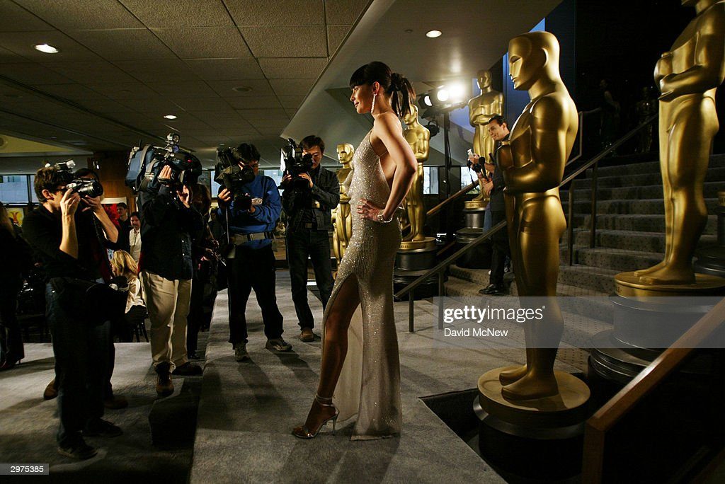 76th Academy Awards Fashion Preview : News Photo