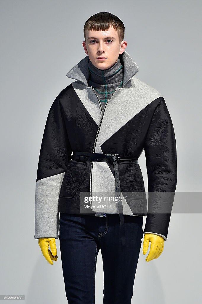 Edmund Ooi - Presentation - New York Fashion Week Men's Fall/Winter 2016 : ニュース写真