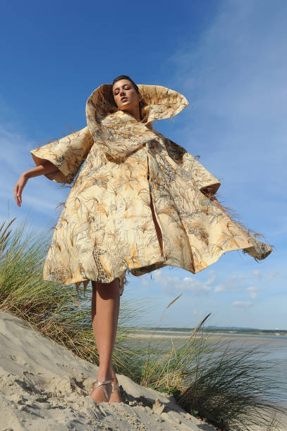 FRA: Matereza : Runway - Paris Fashion Week - Womenswear Spring Summer 2022