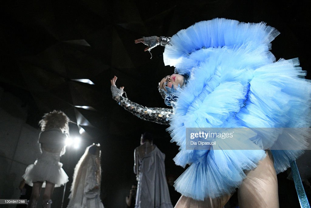 "Wiederhoeft Fall / Winter 2020 New York Fashion Week Presentation: ""The Music Box"" : News Photo"