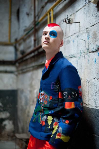 FRA: Walter Van Beirendonck : Backstage - Paris Fashion Week - Menswear Spring/Summer 2020