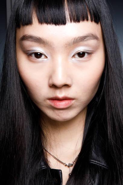 ITA: Hui - Backstage - Milan Fashion Week - Spring / Summer 2022