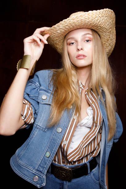 ITA: Luisa Spagnoli - Backstage - Milan Fashion Week - Spring / Summer 2022