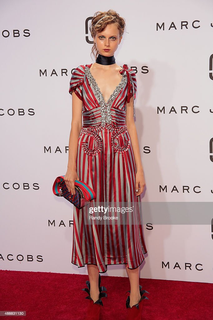 Marc Jacobs - Runway - Spring 2016 New York Fashion Week: The Shows : News Photo