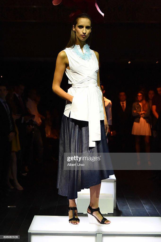 NY: Tahor Group - Runway - September 2016 - New York Fashion Week