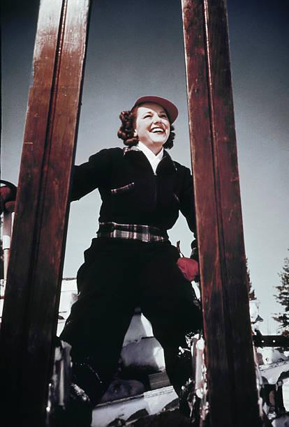 Model Posing Circa 1938