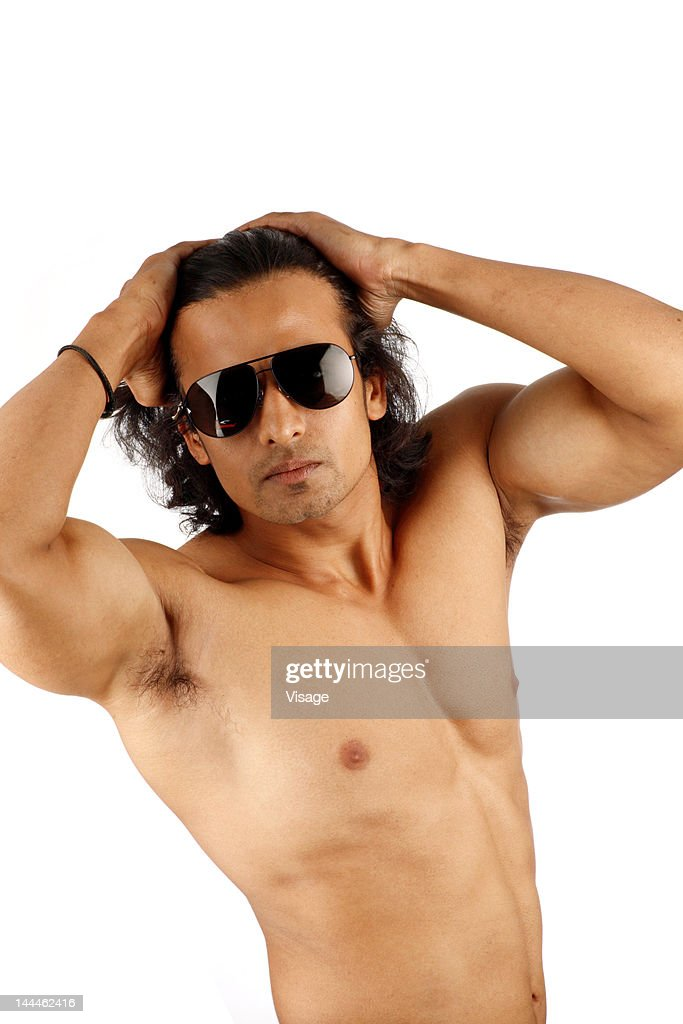 A model posing : Stock Photo