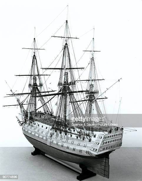 Model Possibly the most famous warship in the history of the Royal Navy HMS �Victory� was the flagship of Admiral Lord Nelson at the Battle of...