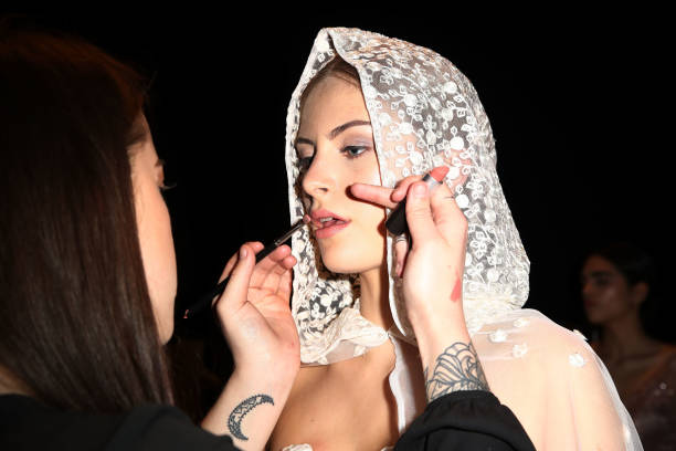 NZL: New Generation Emerging Couture - Backstage - New Zealand Fashion Week 2018