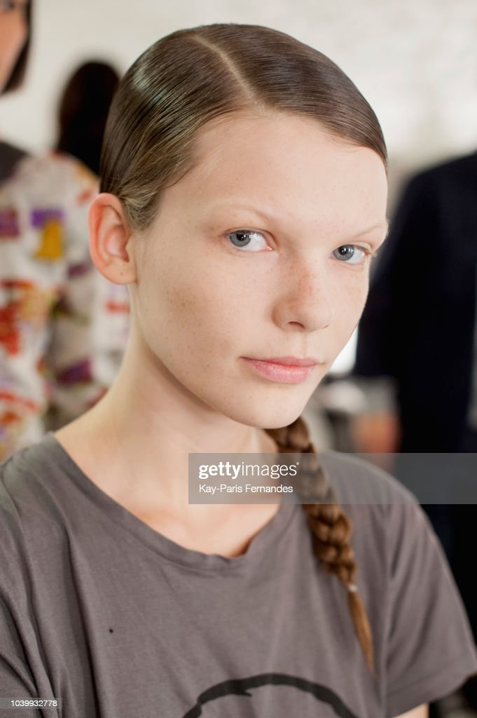 A.W.A.K.E : Backstage - Paris Fashion Week Womenswear Spring/Summer 2019