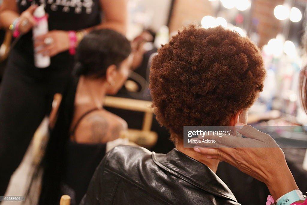 NY: FrontRow - Backstage - September 2016 - Style360 Fashion Week
