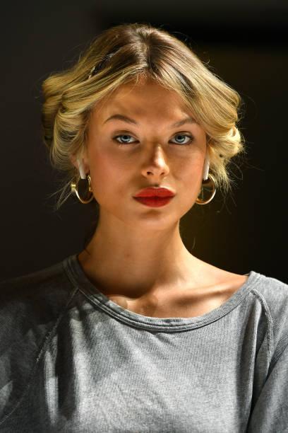 NY: Badgley Mischka - Backstage - September 2019 - New York Fashion Week: The Shows