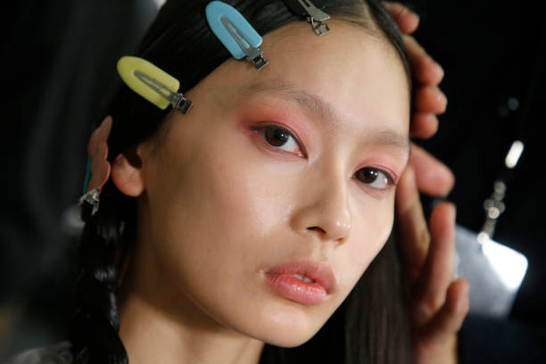 NY: Asia Fashion Collection - Backstage - February 2020 - New York Fashion Week: The Shows