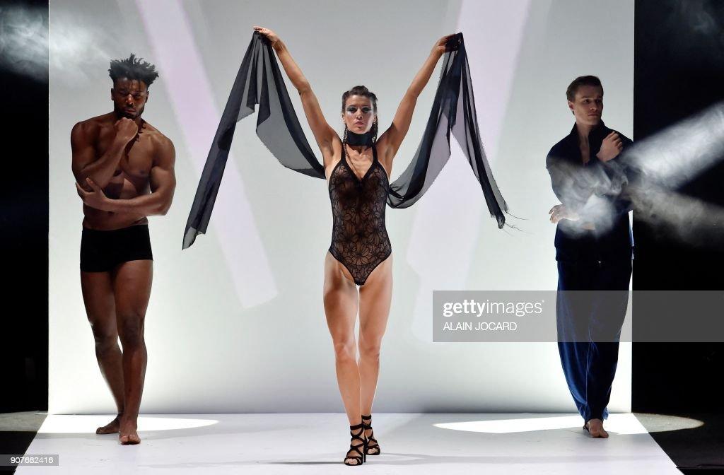 Fair in international lingerie paris