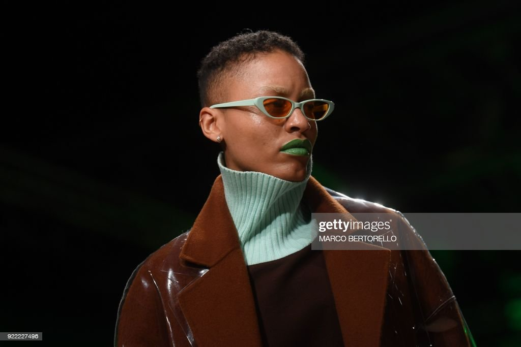 Annakiki - Runway - Milan Fashion Week Fall/Winter 2018/19