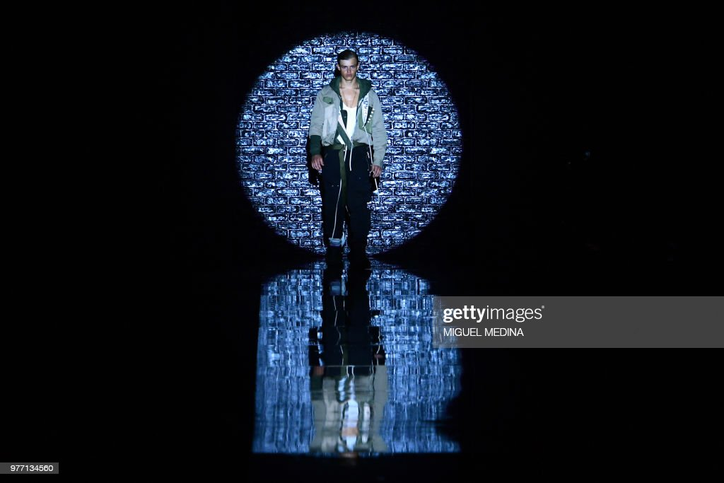 Dsquared2 - Runway - Milan Men's Fashion Week Spring/Summer 2019