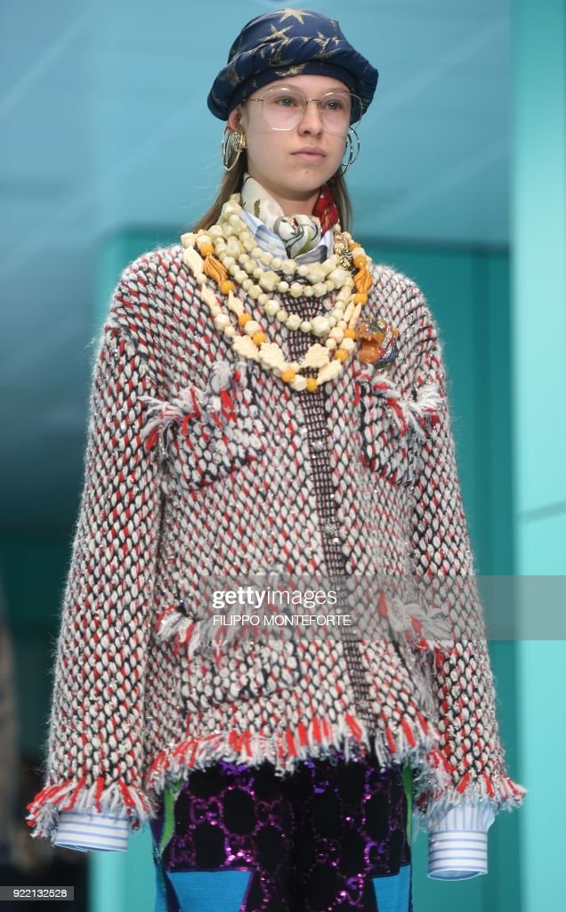 FASHION-ITALY-GUCCI : News Photo