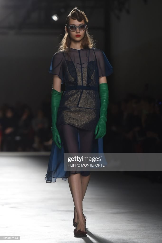 FASHION-ITALY-N21 : News Photo