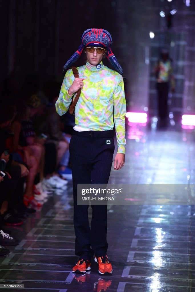 Prada - Runway - Milan Men's Fashion Week Spring/Summer 2019