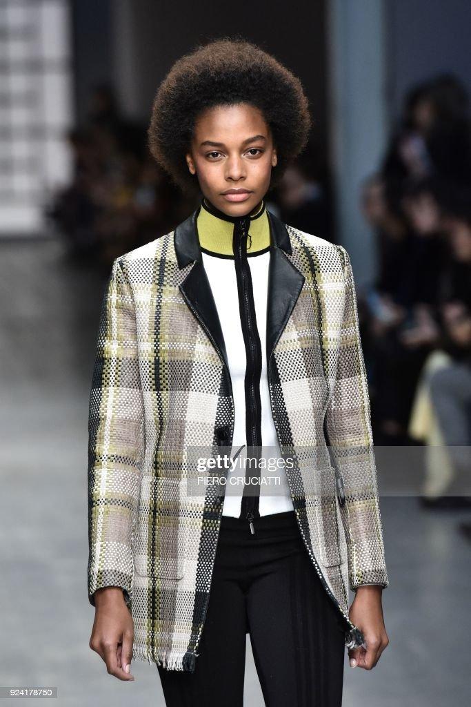 Trussardi - Runway - Milan Fashion Week Fall/Winter 2018/19