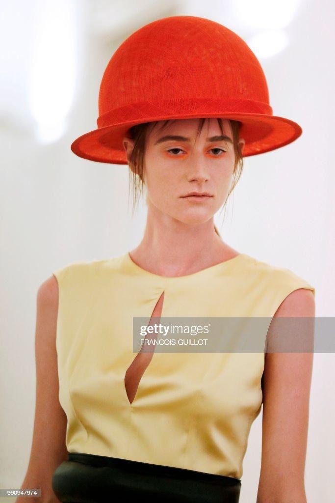 FRA: Xuan : Runway - Paris Fashion Week - Haute Couture Fall Winter 2018/2019