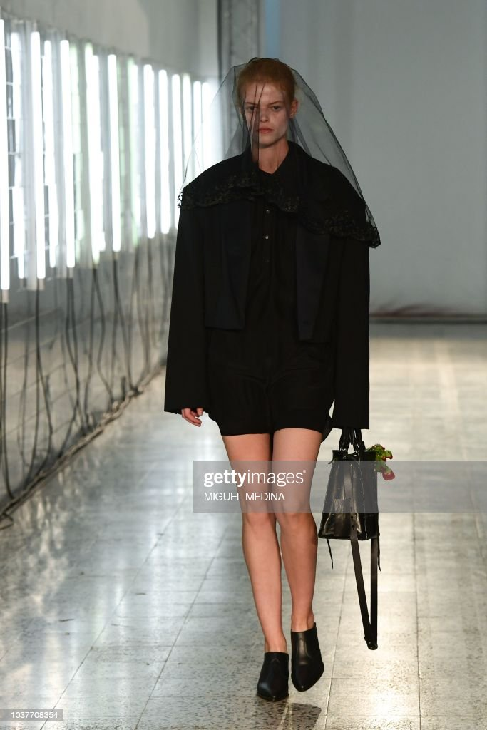 A.F. Vandevorst - Runway - Milan Fashion Week Spring/Summer 2019