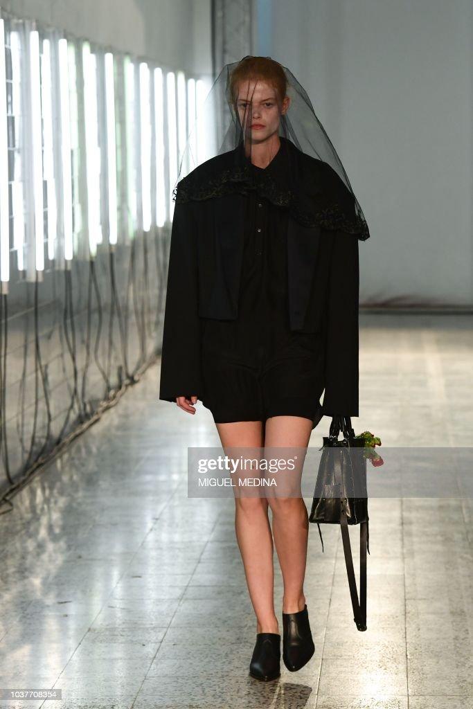A.F. Vandevorst - Runway - Milan Fashion Week Spring/Summer 2019