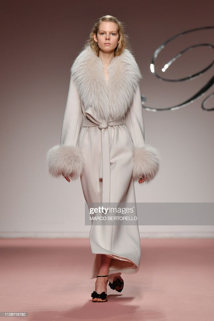 ITA: Blumarine - Runway: Milan Fashion Week Autumn/Winter 2019/20