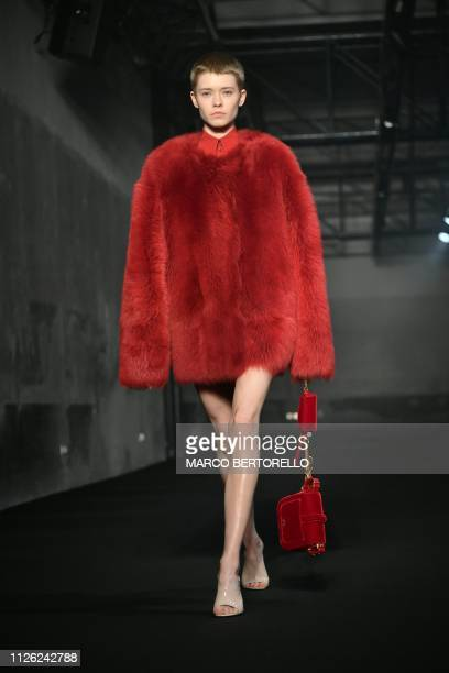 ITA: No21 - Runway: Milan Fashion Week Autumn/Winter 2019/20